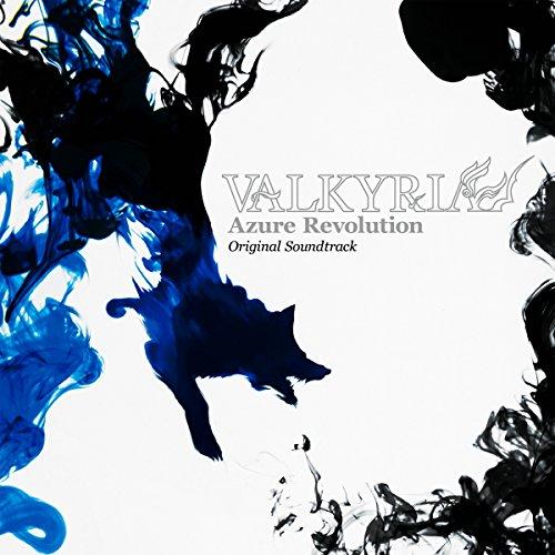 VALKYRIA: Azure Revolution Original Soundtrack(中古品)