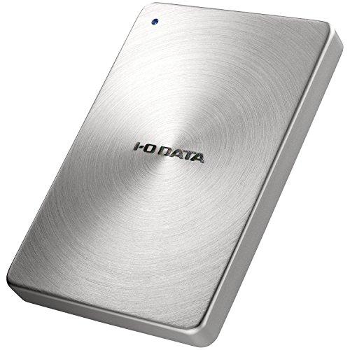 I-O DATA ポータブルハードディスク「カクうす」 USB 3.0/2.0対応 1.0TB シ(未使用品)