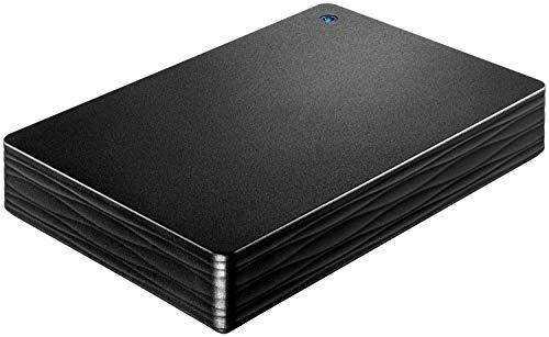 I-O DATA USB 3.1 Gen 1/2.0対応 ポータブルハードディスク 「カクうす Lit(未使用品)