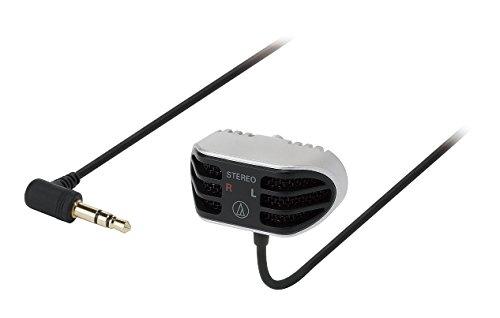 audio-technica ステレオマイクロホン(タイピン型) AT9902(中古品)