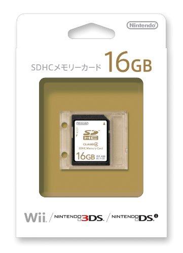 SDHCメモリーカード 16GB(中古品)