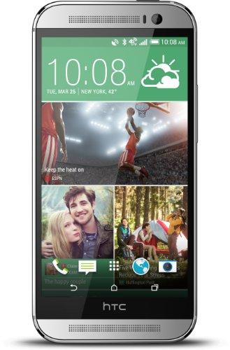 HTC One M8 シルバー SIMフリー(中古品)