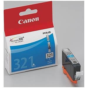 Canon インクタンク BCI-321C (シアン)