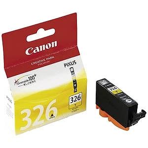 Canon インクタンク BCI-326Y (イエロー)