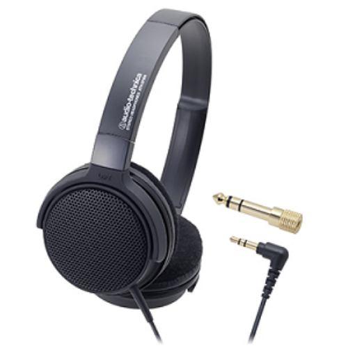 Audio-Technica 楽器用モニターヘッドホン ATH-EP300 BK