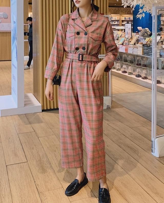 セットアップ パンツスーツ レディース レディース パンツセットアップ 韓国 スーツ レディース 韓国 ファッション 韓国 ファッション レ
