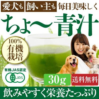 ちょ〜青汁