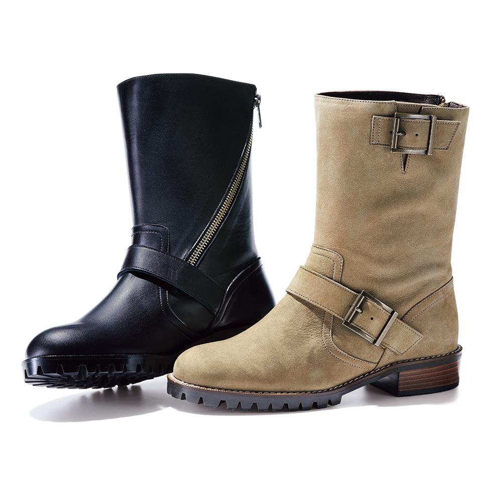 バッグ 靴 アクセサリー ブーツ エンジニアブーツ ベルトデザイン エンジニアブーツ 122303