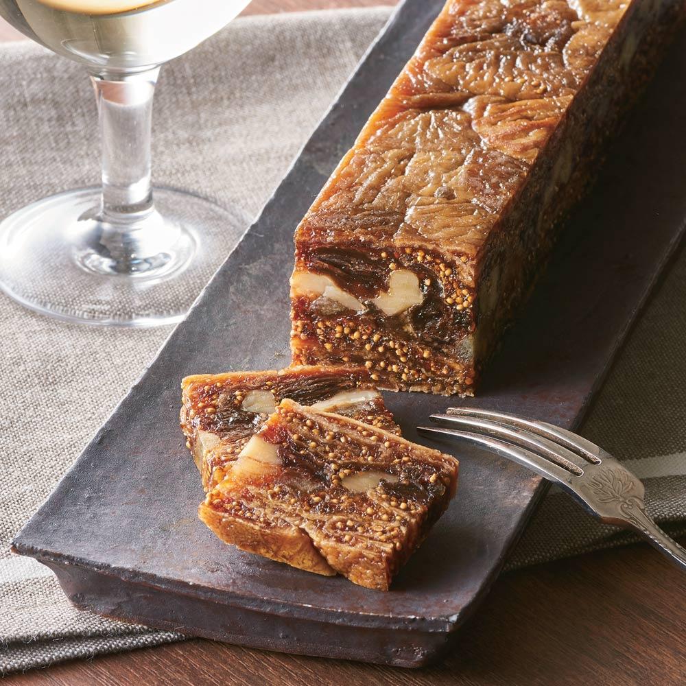 グルメ 食品 スイーツ 洋スイーツ 「ノヴァ」 有機ドライフルーツの石畳(フルーツケーキ) FJ6143