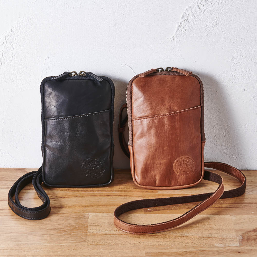 バッグ 靴 アクセサリー メンズファッション雑貨 メンズバッグ カバン 【メンズ】 Dakota/ダコタ 馬革ミニショルダーバッグ GF0758