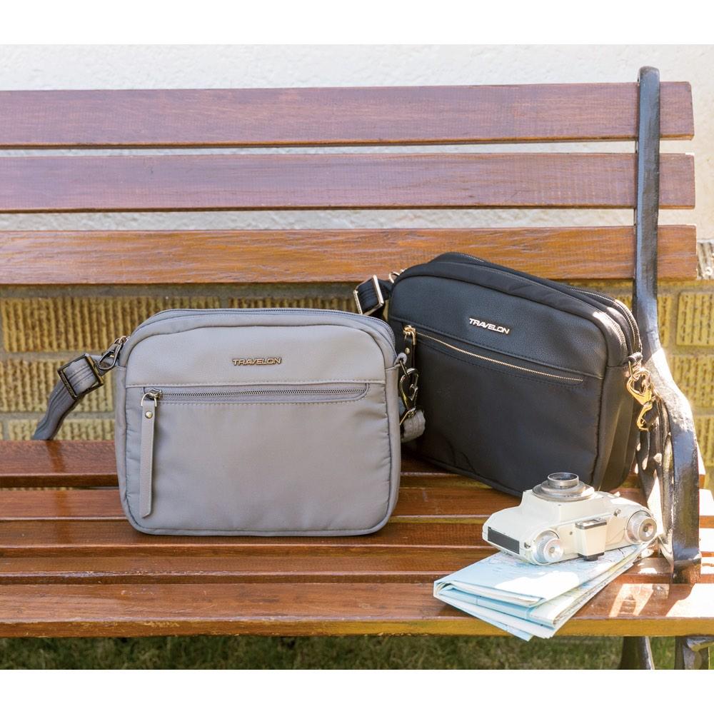 バッグ 靴 アクセサリー ショルダーバッグ トラベロン セーフティショルダーバッグ 516110