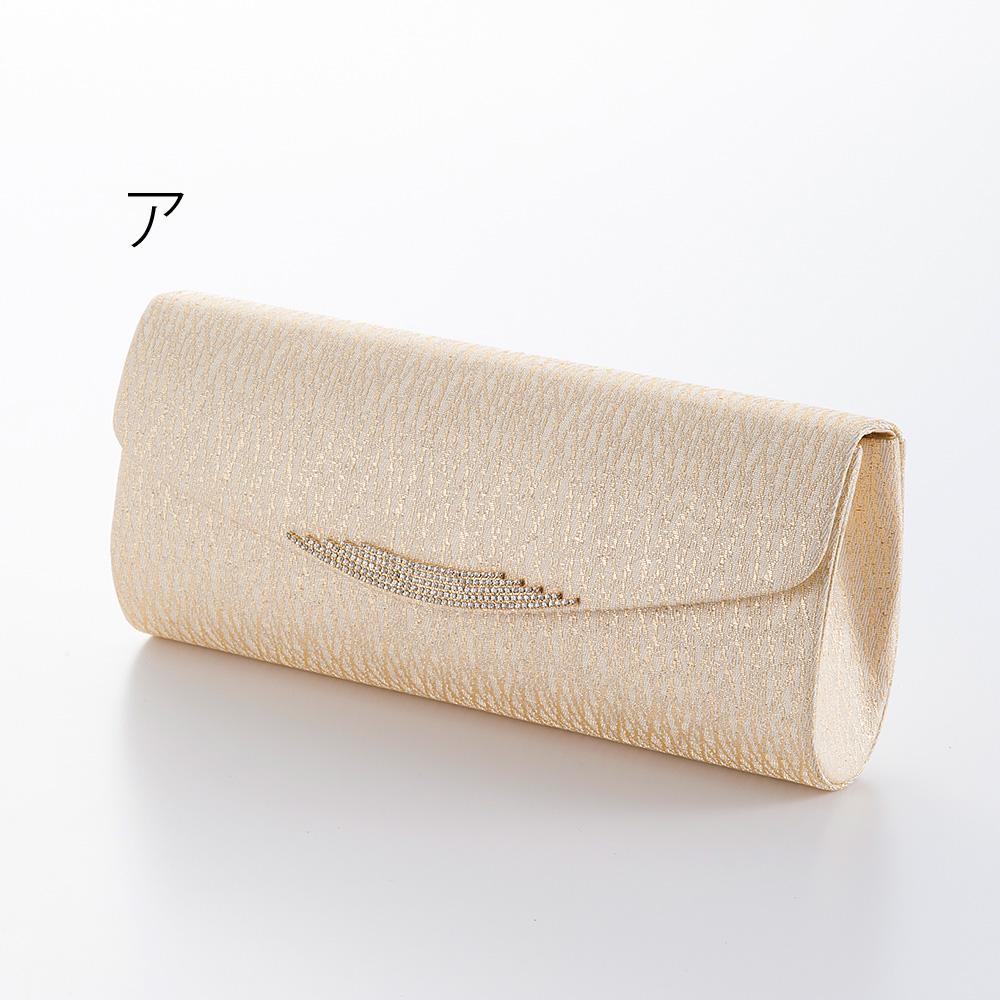 バッグ 靴 アクセサリー パーティ フォーマルバッグ 岩佐/錦織クラッチバッグ 結婚式・卒業式・入学式・パーティー NV3887