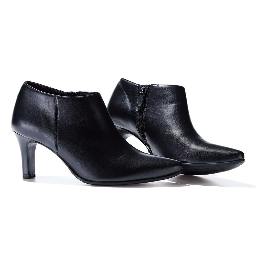 バッグ 靴 アクセサリー ブーツ ブーティ ショートブーツ レザー ブーティ 122203
