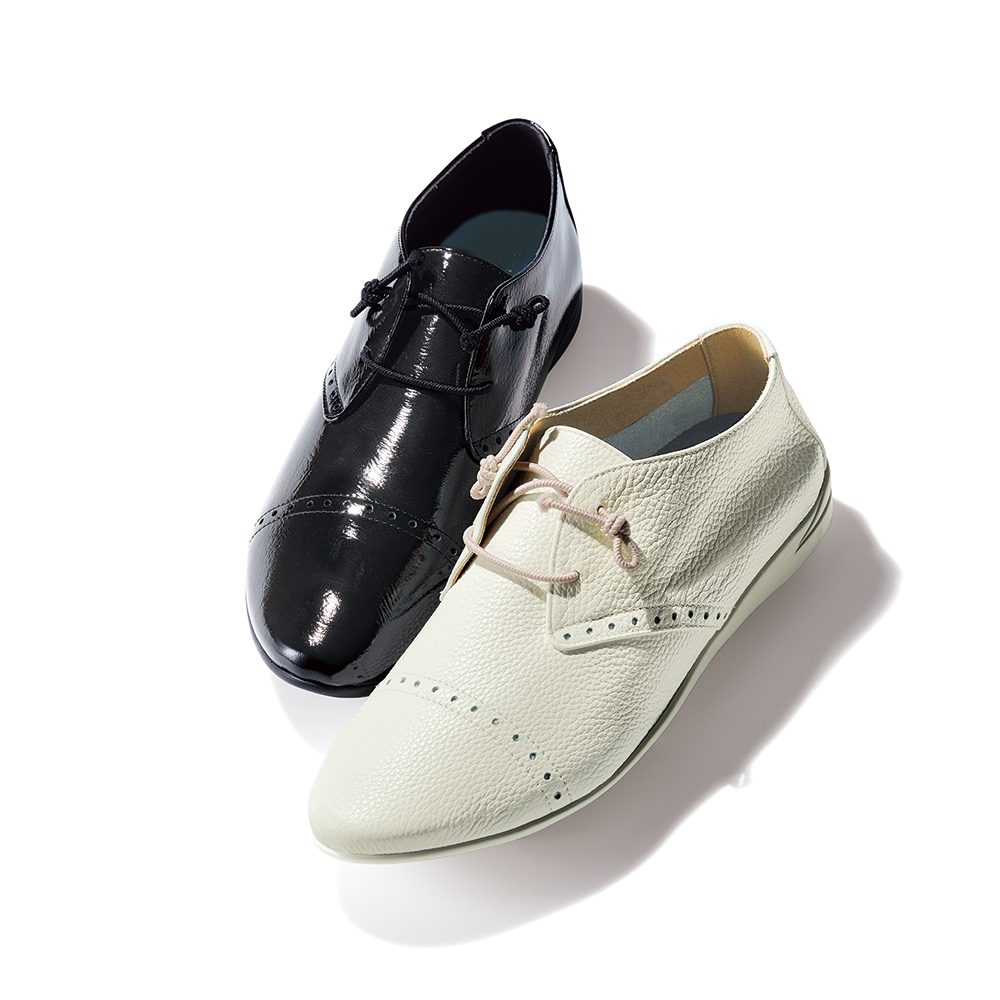 バッグ 靴 アクセサリー スニーカー コンフォートシューズ コンフォートパンプス シューズ ソフトレザー フラットシューズ 123306