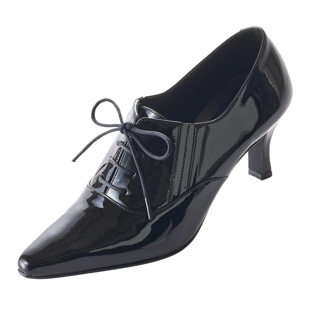 バッグ 靴 アクセサリー ブーツ ブーティ ショートブーツ エナメル レースアップブーティ 211206