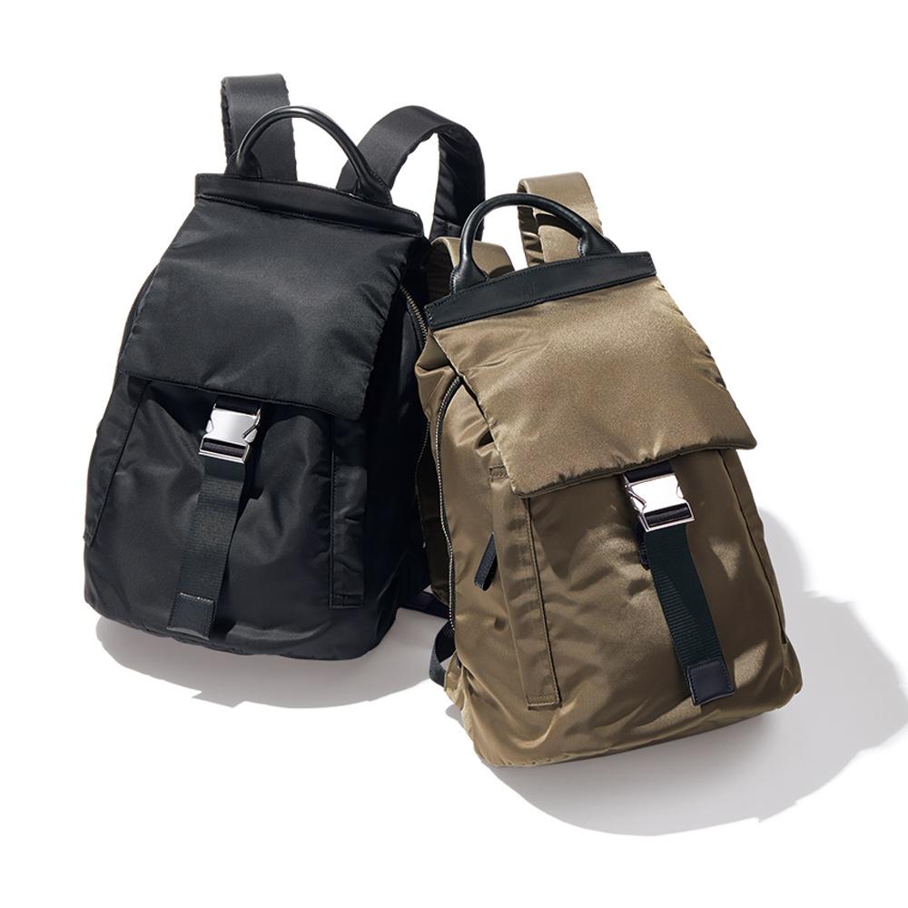 バッグ 靴 アクセサリー リュックサック ウエストバッグ リモンタ社 素材コンビ リュック 132005