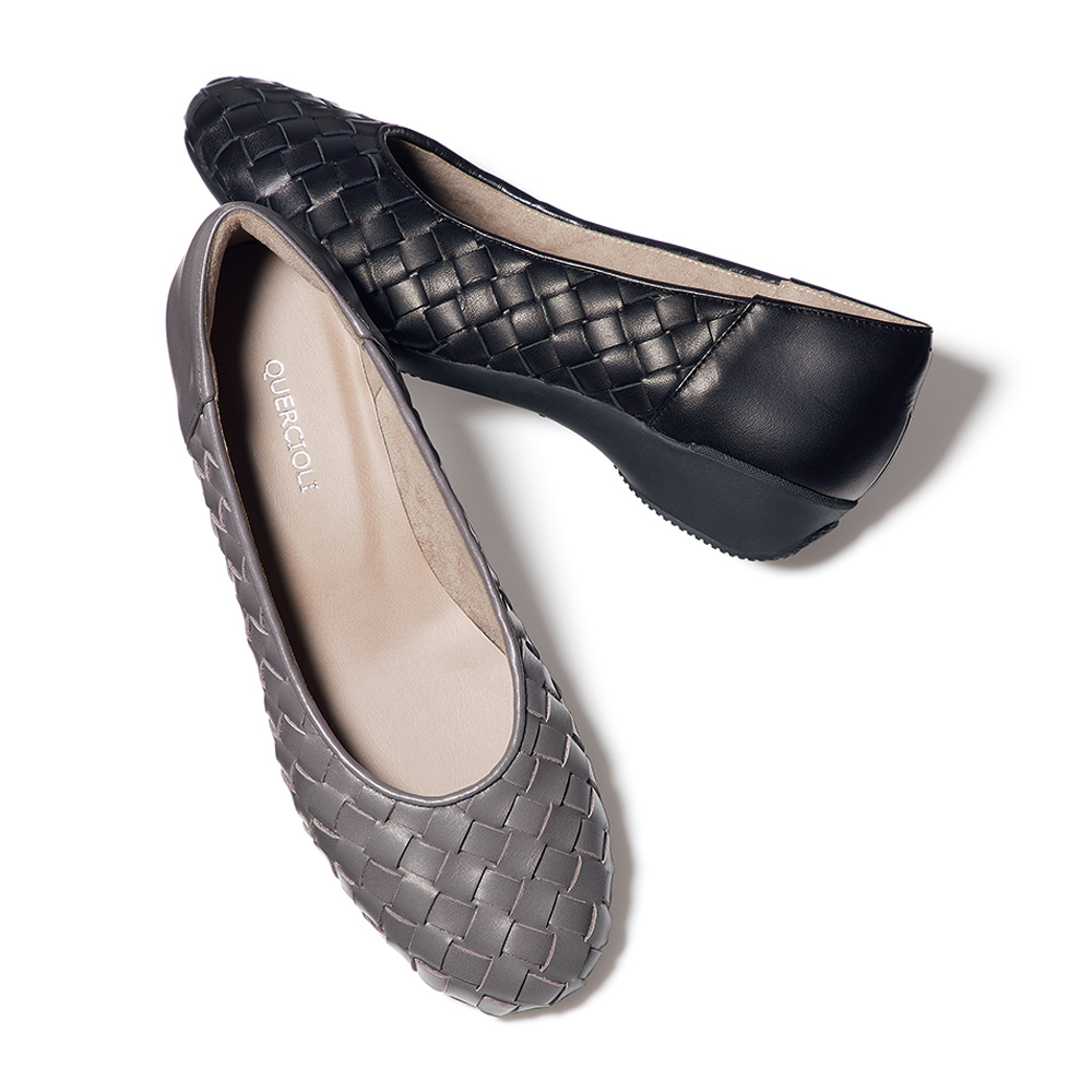 バッグ 靴 アクセサリー パンプス サンダル メッシュ ローヒール パンプス 140202