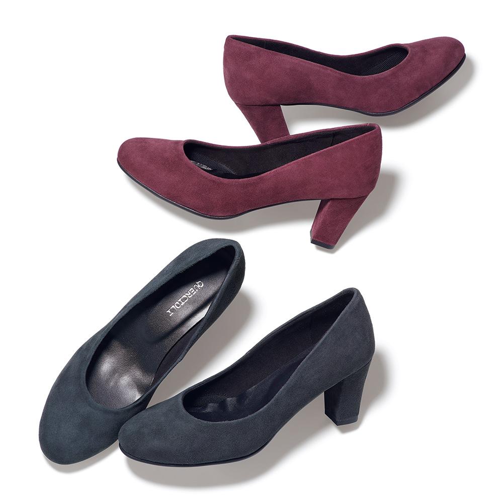 バッグ 靴 アクセサリー パンプス サンダル ラウンドトゥー ヒールパンプス 140301