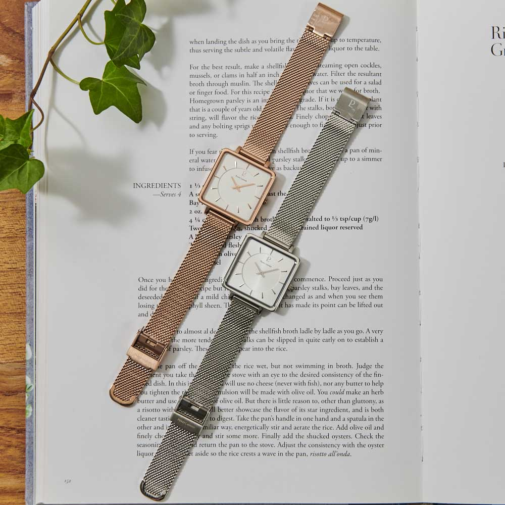 バッグ 靴 アクセサリー レディース腕時計 ピエールラニエ スクエアフェイスウォッチ GF1297