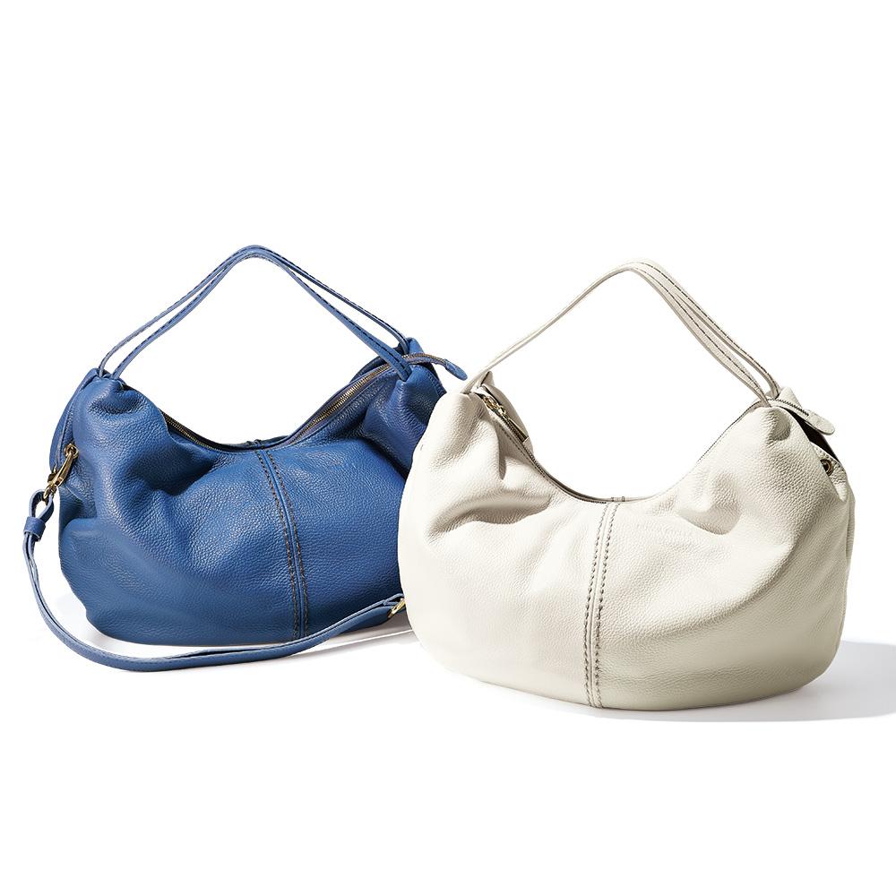 バッグ 靴 アクセサリー レザーバッグ 革バッグ NUOVA STELLA/ヌォヴァステラ 2WAY バッグ(イタリア製) 148804
