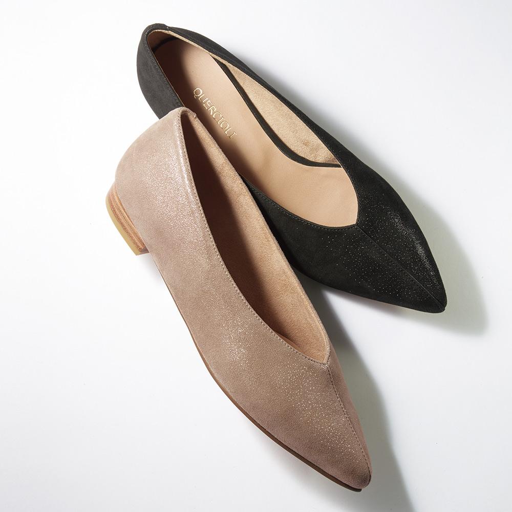 バッグ 靴 アクセサリー パンプス サンダル 箔加工 ポインテッドトゥ パンプス A56904