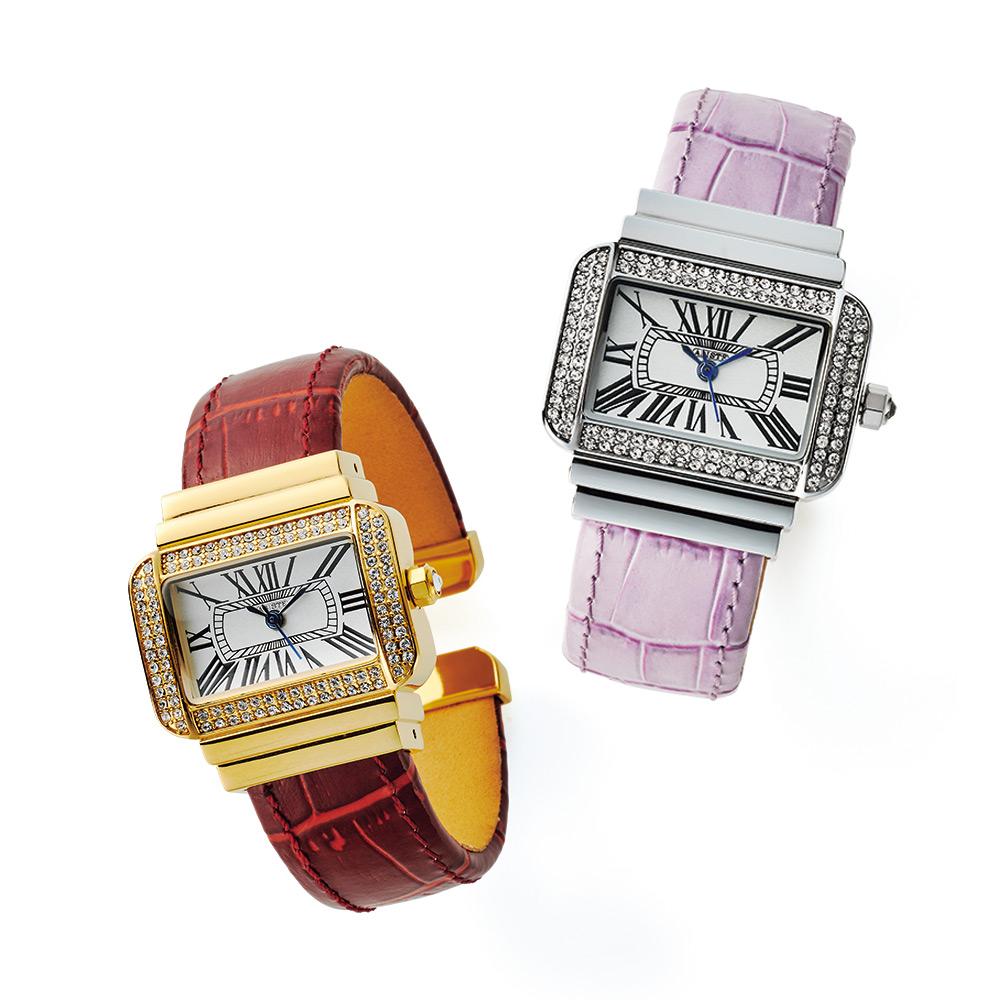 バッグ 靴 アクセサリー レディース腕時計 ABISTE/アビステ バングル ウォッチ A57504
