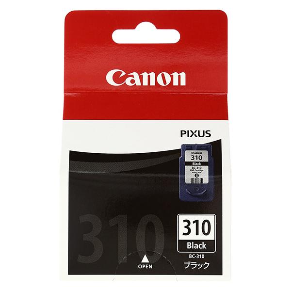 CANON BC-310 ブラック [FINEカートリッジ]
