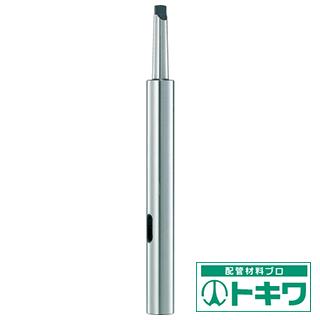 TRUSCO ドリルソケット焼入研磨品 ロング MT4XMT4 首下200mm TDCL-44-200 ( 4026454 )