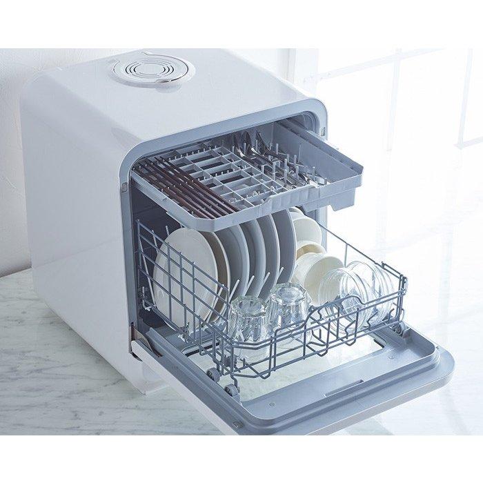 【NEW】食洗機 工事不要 食器洗い乾燥機 目安〜3人用 ベルソス 高圧洗浄 温風乾燥 卓上 コンパクト 一人暮らし 工事の要らない食洗器 節