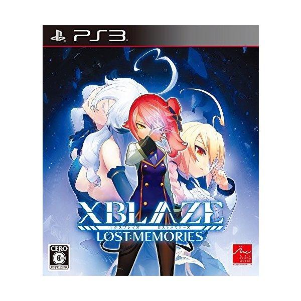 中古:XBLAZE LOST: MEMORIES - PS3