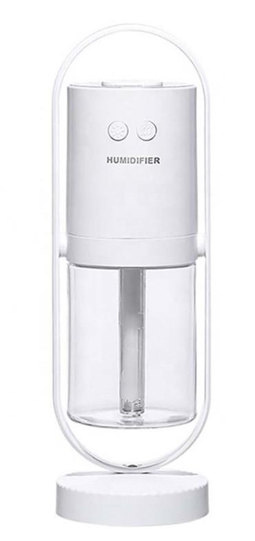 【送料無料】HIDISC イルミネーションLED 加湿器 HDJMK-Y23WH ホワイト