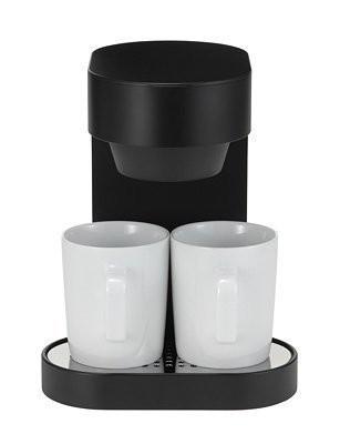(中古)±0 Coffee Maker 2Cup プラスマイナスゼロ コーヒーメーカー 2カップ [ ブ