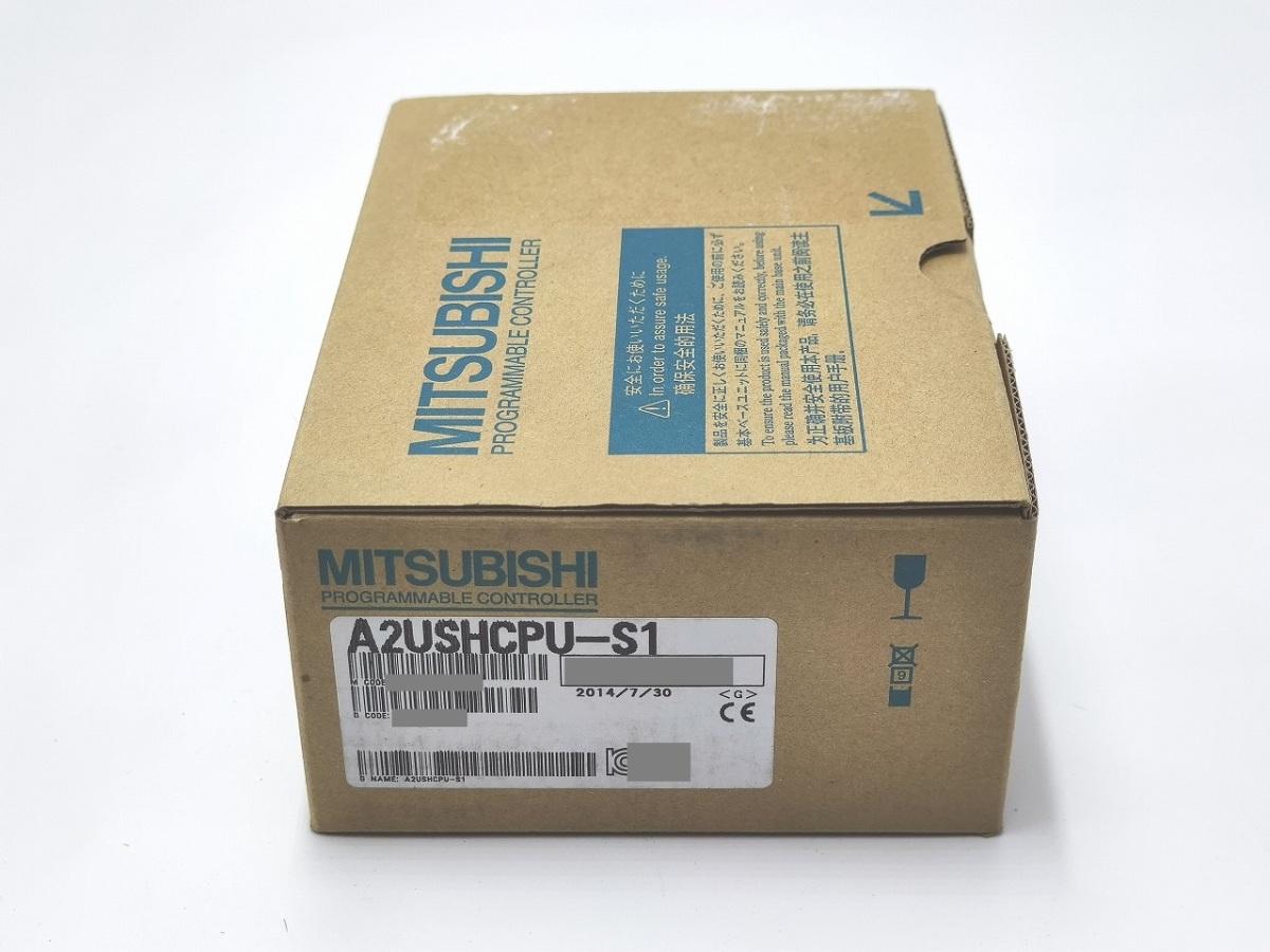 箱いたみあり 新品 三菱 シーケンサ A2USHCPU-S1 シーケンサー