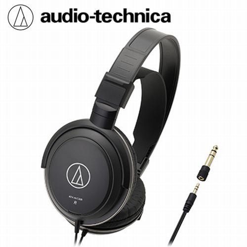 オーディオテクニカ ダイナミックヘッドホン ATH-AVC200 オーバーヘッドホン 有線 高音質 重低音 安い ATH-AVC200