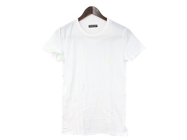EMPORIO ARMANI エンポリオアルマーニ アンダーウェア 111340 2A514 00010 WHITE メンズ ホワイト Tシャツ S M L XL Uネック