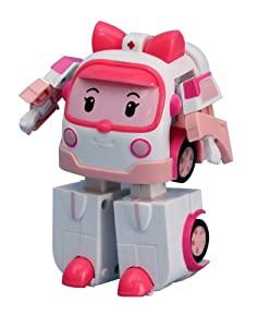 ロボカー ポリー へんしんロボット アンバー