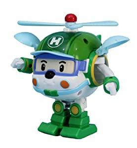 ロボカー ポリー へんしんロボット ヘリー