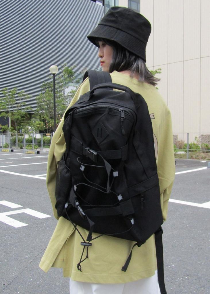 スケーターデザイン バックパック/リュック