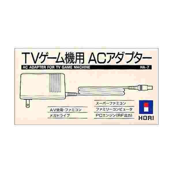 TVゲーム機用 ACアダプター 中古 良品