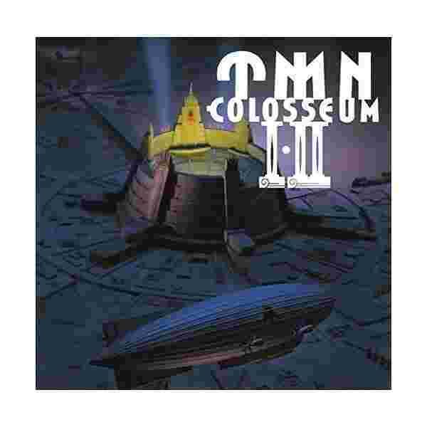 TMN COLOSSEUM I・II 中古 良品 CD