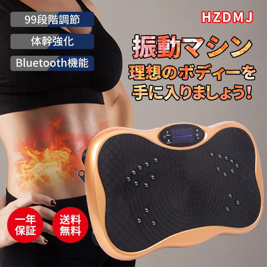 【1年保証】HZDMJ ブルブルボーテ ダイエット 振動マシン 3d 磁石 ダイエット ぶるぶる マシーン ぶるぶる振動マシーン シェーカー式