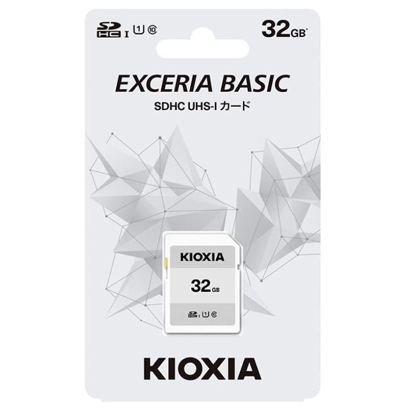 メモリーカード キオクシア SDXC 32GB