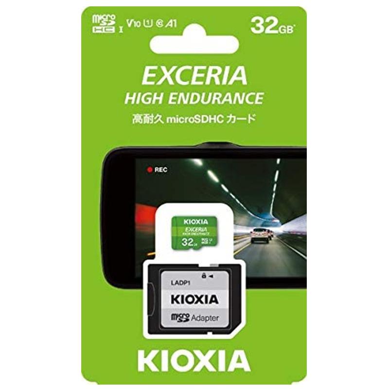 メモリーカード キオクシア microSDXC 32GB