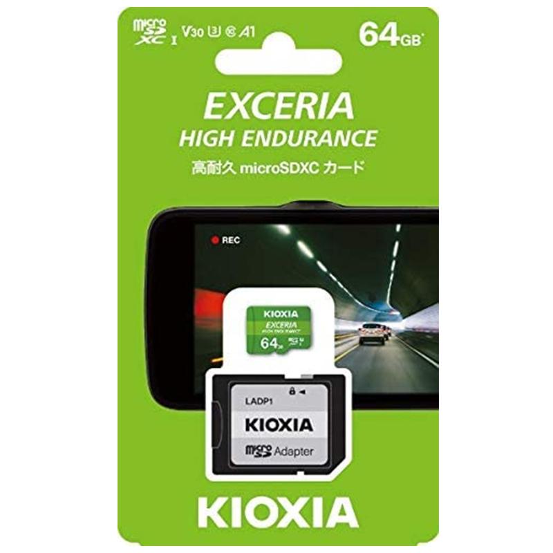 メモリーカード キオクシア microSDXC 64GB