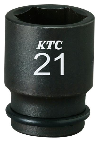 京都機械工具 (株) BP3M14TP 2285 KTC 9.5sq.インパクトレンチ用ソケット (セミディープ薄肉) 14mm 3597270