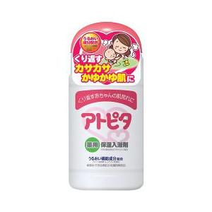 アトピタ 薬用入浴剤 500g 丹平製薬 薬用保湿入浴剤 天然生薬成分 ヨモギ 肌を保湿